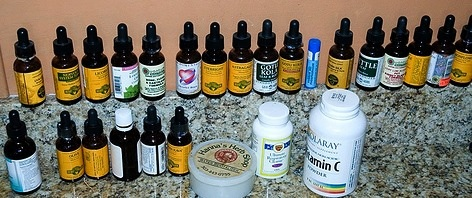vitamins-and-minerals-home-medicine-cabinet-supply