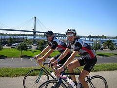 bicycle-cyclists-exercise-together-health