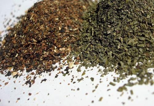 green-tea-chai-leaves-process-dry